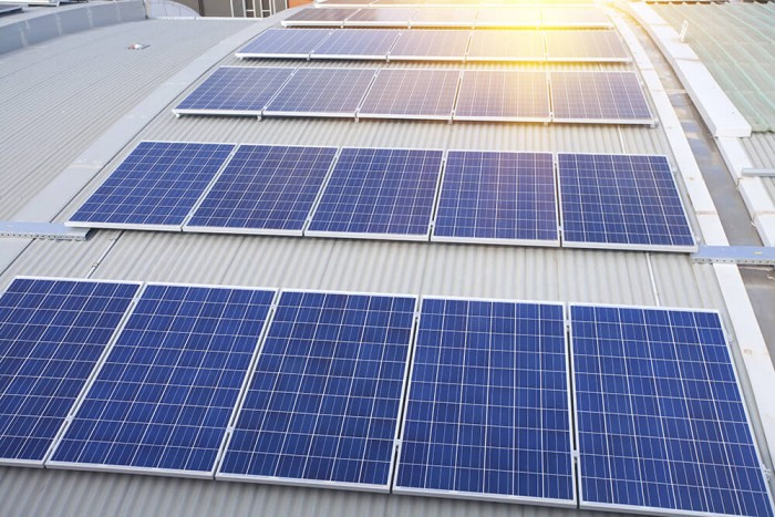 Solar Panels For Your Commercial Business: A Big Tax Upside