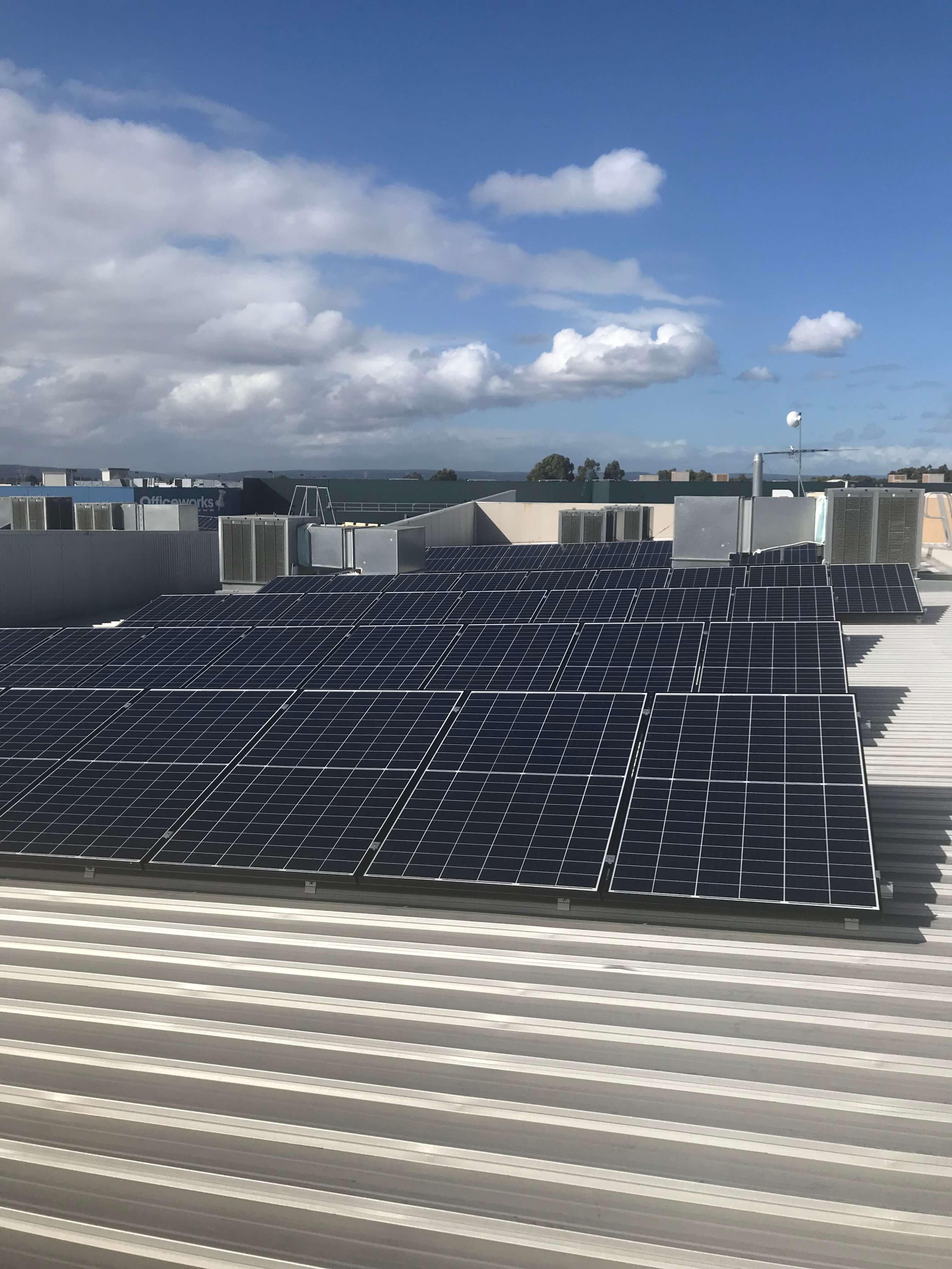 Smart Commercial Solar Panel Systems Perth Solar Wa